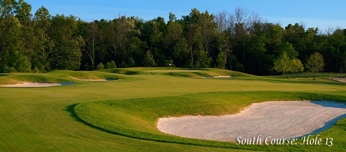 South Course: Hole 13