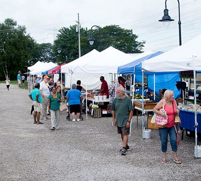 Canton Farmers Market Grounds