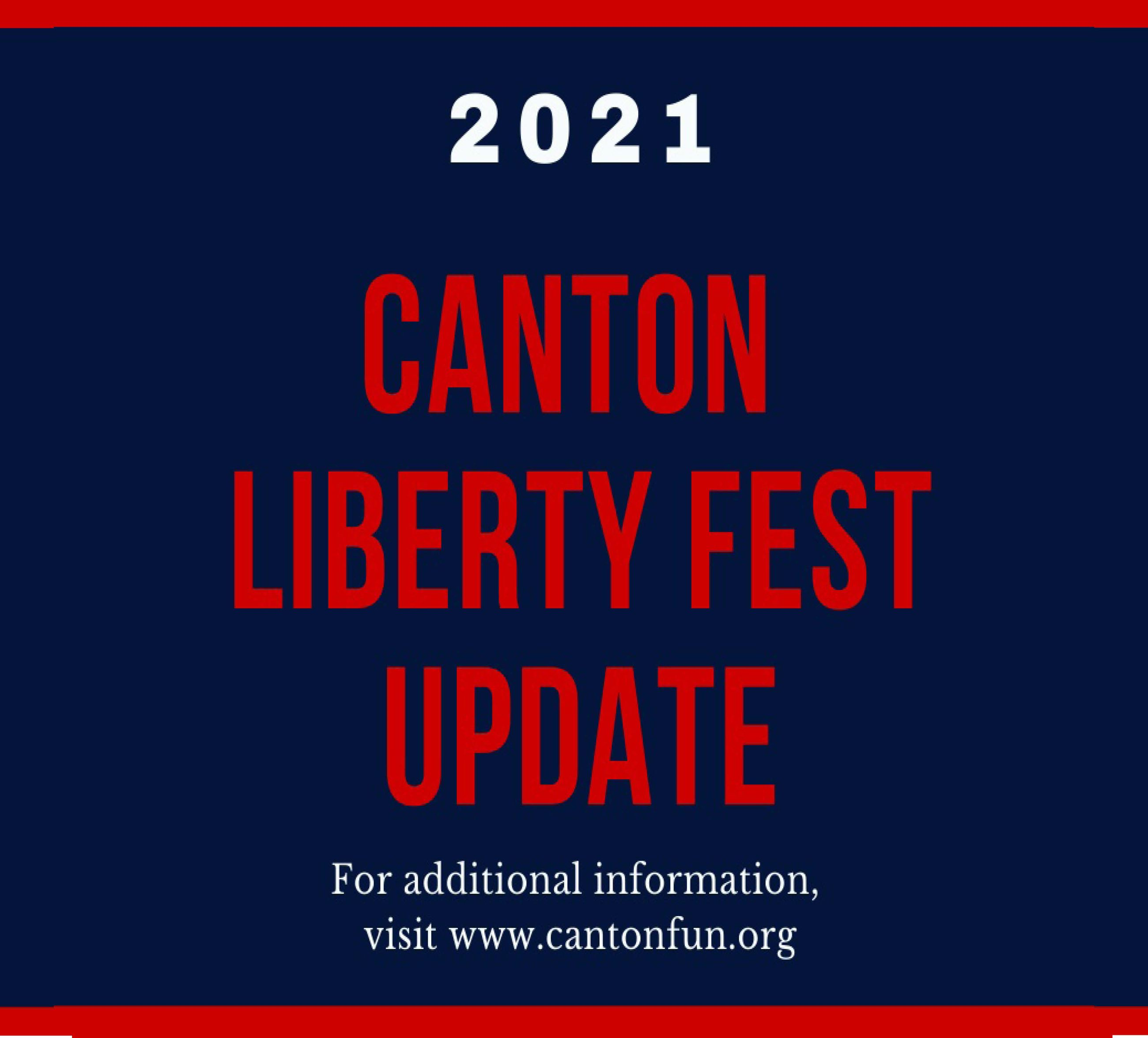 Liberty Fest 2021 Update Graphic
